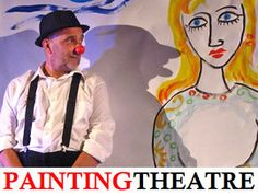 Painting Theatre a San Giovanni Lupatoto (VR) #NewsGC