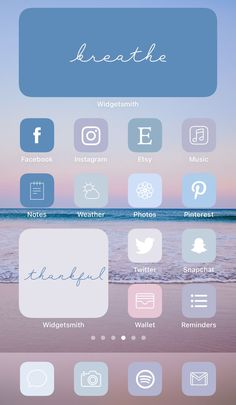 Want a home screen that looks like this? Check out SOSO Branding on Etsy (etsy.com/shop/sosobranding) for app covers to customize your home screen and make it aesthetically pleasing! iPhone home screen ideas | Home screen inspo | Aesthetic home screen inspiration | Widgetsmith Shortcuts app | Aesthetic home screen inspo | iOS 14 widget photos | iOS 14 app covers | iOS 14 app icons App Iphone, Iphone Wallpaper App, Iphone Hacks, Iphone Icon, Aesthetic Iphone Wallpaper, Phone Wallpapers, Iphone Home Screen Layout, Iphone App Layout, Iphone Cases Bling
