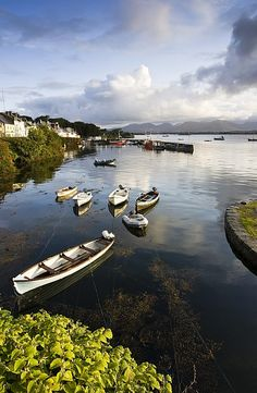 Roundstone, Co Galway, Ireland