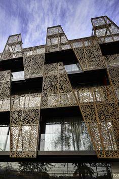 Galería de Hotel ladera / Estudio Larrain - 9