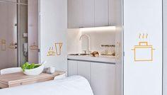 Małe mieszkanie i meble IKEA - ZDJĘCIA WNĘTRZA MIESZKANIA