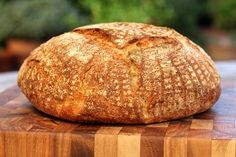 Basic Country Loaf with Spelt