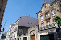 Rua do Sacramento à Lapa, Lisboa