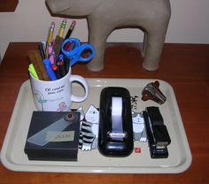 organizing with trays - Google Search