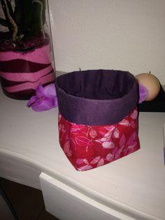 Panier en tissu réversible Fanny Pack, Creations, Hip Bag