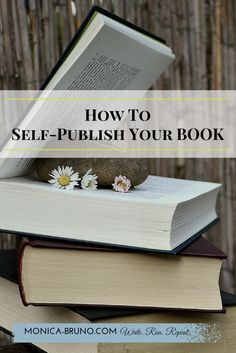 How to Self-Publish Your Book (and Market it, too). Learn how to create it, get reviews, have a book launch party & build your social media presence. http://bit.ly/1X0Q99L