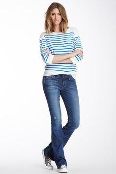 Visionaire Skinny Bootcut Jean by Joe's Jeans on @HauteLook