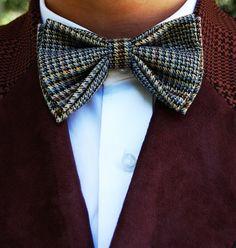 Bow tie... Classy!