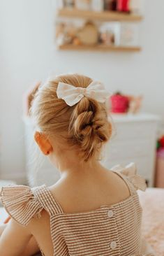 easy toddler hair tutorials / hair styles for girls