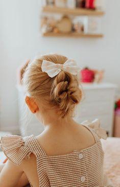 easy toddler hair tutorials / hair styles for girls