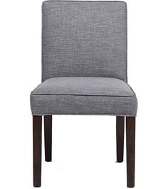 Mike Dining Armless Chair – Jaxon Home