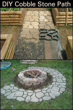 Need some low maintenance garden design ideas? Learn the fundamentals and tips to creating the perfect low mainteance outdoor space in our feature article. Backyard Hammock, Backyard Patio, Backyard Landscaping, Landscaping Ideas, Decking Ideas, Backyard Ideas, Cobblestone Patio, Outdoor Grill Area, Low Maintenance Garden Design