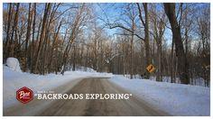 Can you name that road? Really it could be anywhere in Muskoka. #PureMuskoka #Muskoka