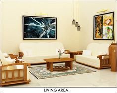 Mr. Ani Parameswaran/s interior work. Mathewandsaira, top architects in Kerala, Interior designers in Cochin.