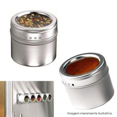 $24 Porta Temperos Magnético