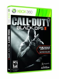 Call of Duty: Black Ops II (Revolution Map Pack Included) – Xbox 360 | Toys Discounts Superstore List Price: $49.99 Discount: $16.79 Sale Price: $33.20