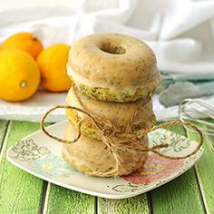 One of my favorite cakes, is the lemon poppy seed cake. I love the contrast of the citrus with the nutty flavor of the poppy seeds. A couple of weeks ago, I started using again my doughnut pan, for the chai doughnuts, so I decided to do some donuts again, this time with lemon and...Read More