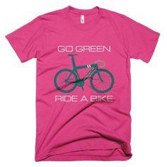 Go Green Men's T-Shirt