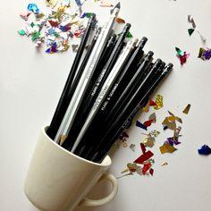 Plans & Schemes/Hopes & Dreams pencils – Emma Makes Hopes And Dreams, How To Plan, How To Make, Stationery, Mugs, Stationeries, Stationery Shop, Paper Mill, Tumbler