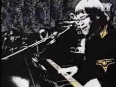 Elton John & Eric Clapton - Runaway Train... what you get when you mix two icons and throw in the late 80\'s.