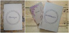 DIY Tutorial: Rustic Wedding Guestbook - Boho Weddings™