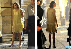 Love this Midnight in Paris dress!