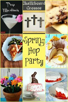 Hundreds of Easter and Spring Ideas {add yours too!}