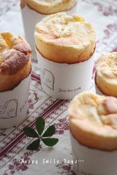 柚子チーズシフォン Mini Hokkaido Chiffon cake