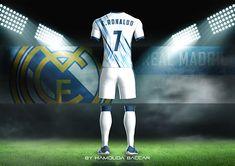 REAL MADRID Football Concept Kit 2018/2019