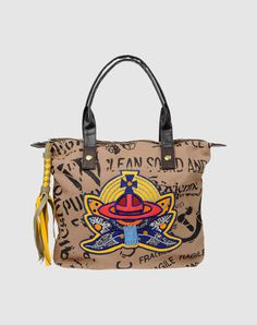 Vivienne Westwood's ethical fashion Africa Project Bag.  Love!
