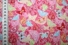 So Cute Baumwollstoff Nostalgisch Schmetterling