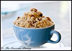 Clean Eating Apricot Ginger Quinoa With Cashews from www.TheGraciousPantry.com