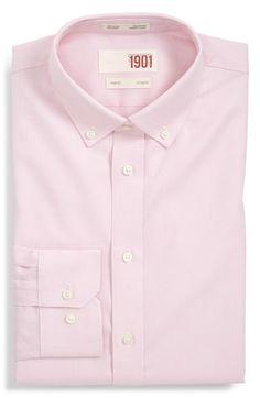 1901 Trim Fit Dress Shirt | Nordstrom