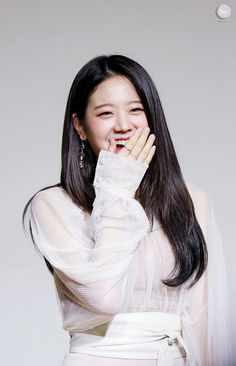 #gyuri #fromis9 #kpop Gyu, Yeosu, Dog Eyes, How To Relieve Stress, Kpop Girls, Girl Group, My Girl, Idol, My Photos