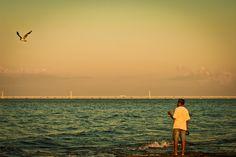 El pescador -