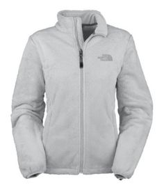 The North Face Women's Osito Fleece Jacket (Medium, Metallic Silver) Visit the image link more details.