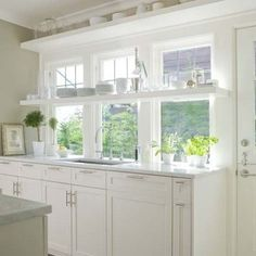 Open Shelving Kitchen Design, Pictures, Remodel, Decor and Ideas - page 14