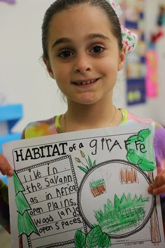 Kindergarten Smiles: Animal Research Project