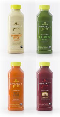 SF CA Project Juice