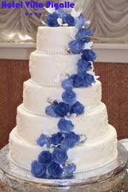 una rosa blu....