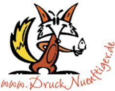 Logo für Drucker-Portal www.drucknuenftiger.de