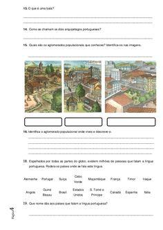 Página4 13. O que é uma baía? _____________________________________________________________________________ ______________... 1, Diwali, Bonsai Trees, Inclusive Education, Worksheets, Geography, Stuff Stuff, Schedule
