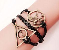 Hunger Games/ Harry Potter
