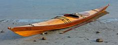 Laughing Loon Wooden Kayaks and Canoes - Wood Strip Boat Building Plans and Custom Boats for Sale