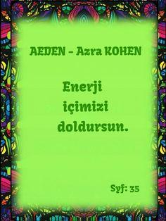 Aeden - Enerji
