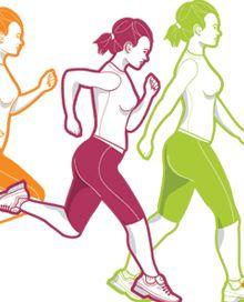 Os benefícios da corrida intervalada