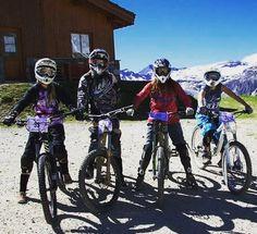 #girlsthatride #mtb #tignes #frenchalps #mountainbiking #mountainbikes #tignesaddict #charityevent #altitudechallenge #tignesaddict #startlinemtb @startlinemtb