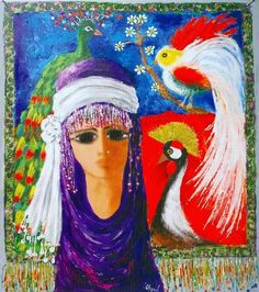 Bedri Rahmi Eyuboglu Turkish Artist&Painter