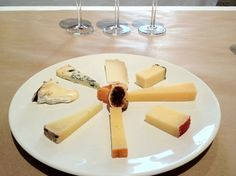 "Cheese and wine class at The Cheese School of San Francisco. ""The Problem with Pinot""."
