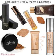 The Best Cruelty-free & Vegan Foundation